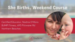 Weekend Course - Nadine O'Mara