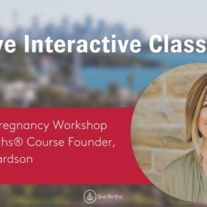 interactive course Nadine Richardson