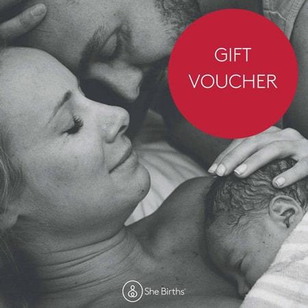 She Births® gift vouchers