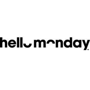 HELLO MONDAY LOGO