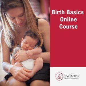 She Births® Birth Basics Online Course