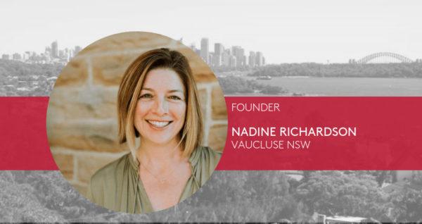Educator and Founder Nadine Richardson